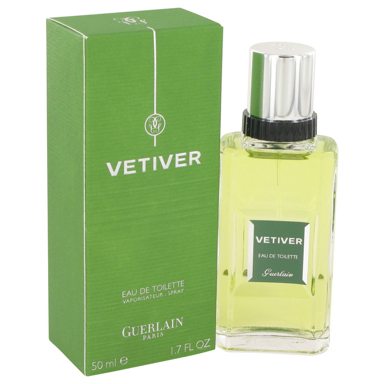 VETIVER GUERLAIN by Guerlain –  Eau De Toilette Spray 1.7 oz 50 ml for Men