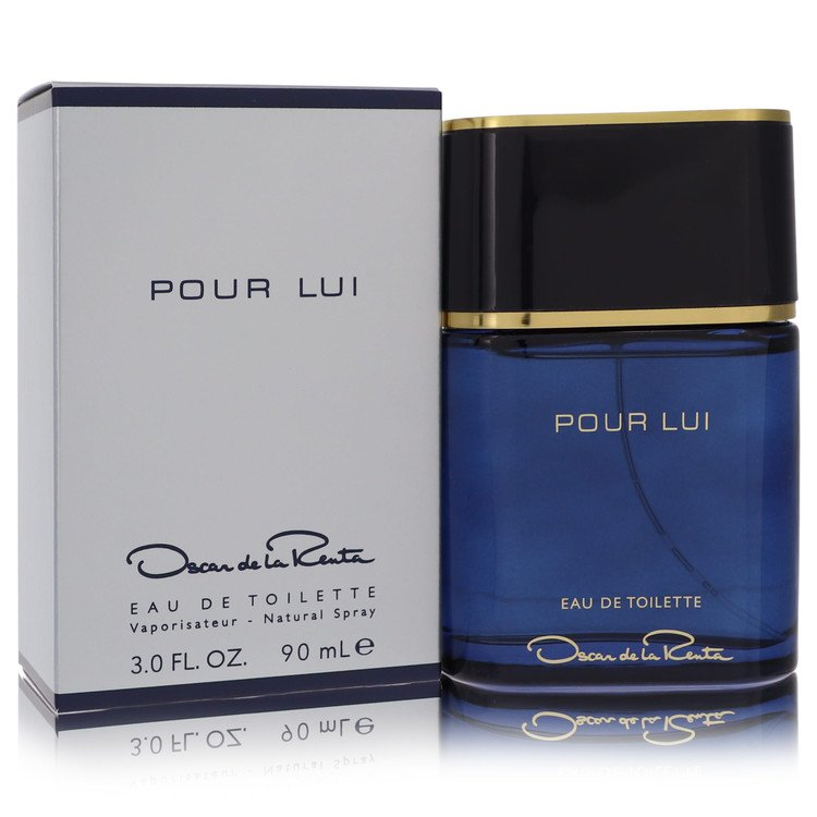 Oscar Pour Lui by Oscar de la Renta –  Eau De Toilette Spray 3 oz 90 ml for Men