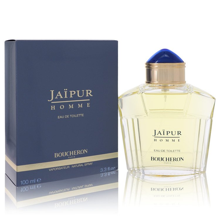 Jaipur Cologne by Boucheron 100 ml Eau De Toilette Spray for Men