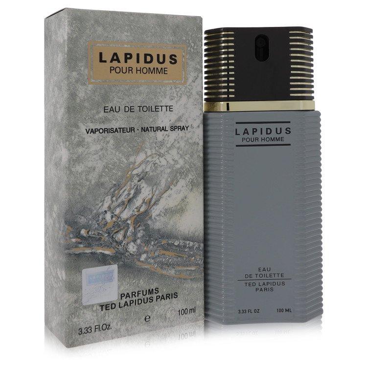 Lapidus Cologne by Ted Lapidus 100 ml Eau De Toilette Spray for Men