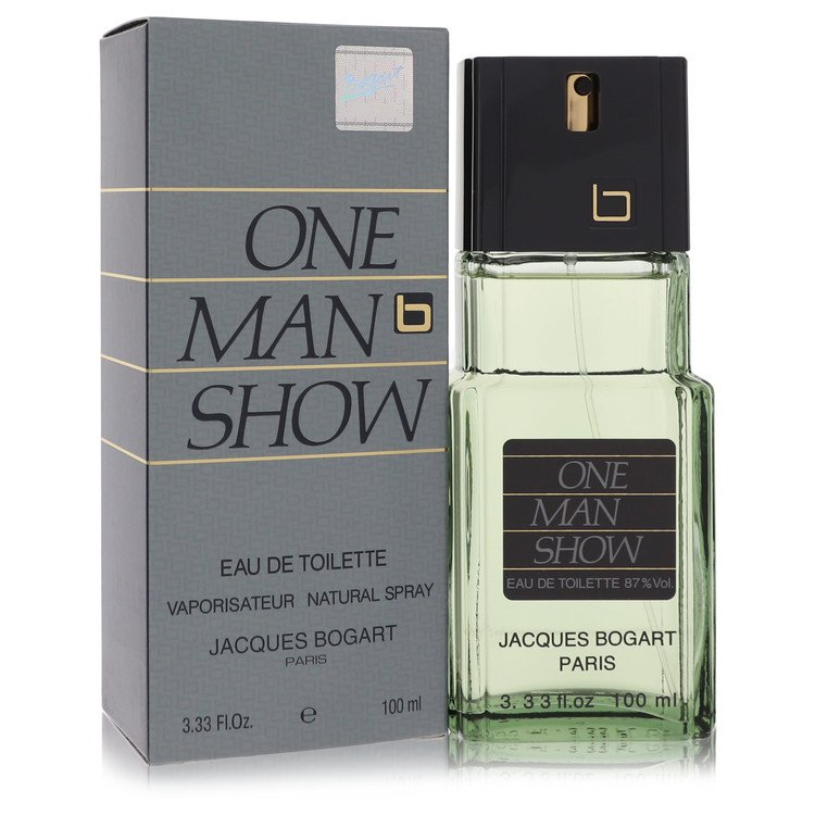 ONE MAN SHOW by Jacques Bogart –  Eau De Toilette Spray 3.3 oz 100 ml for Men
