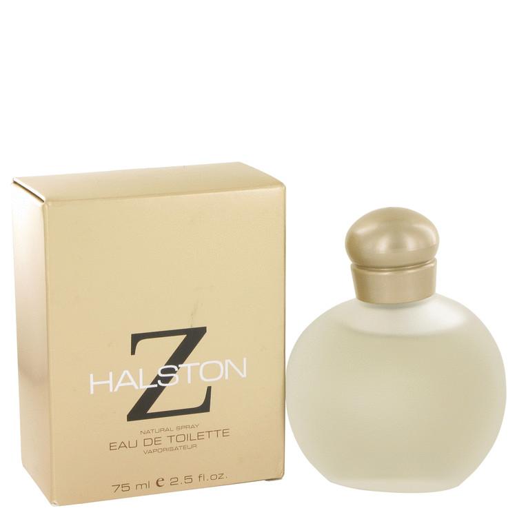 Halston 'z' Cologne by Halston 75 ml Eau De Toilette Spray for Men