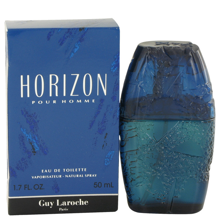 Horizon Cologne by Guy Laroche 50 ml Eau De Toilette Spray for Men