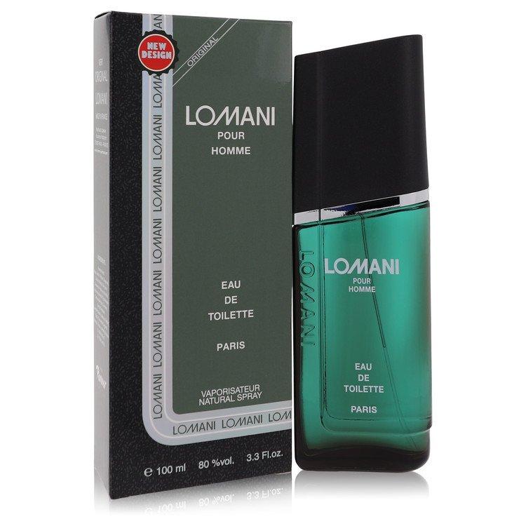 LOMANI by Lomani Eau De Toilette Spray 3.4 oz for Men