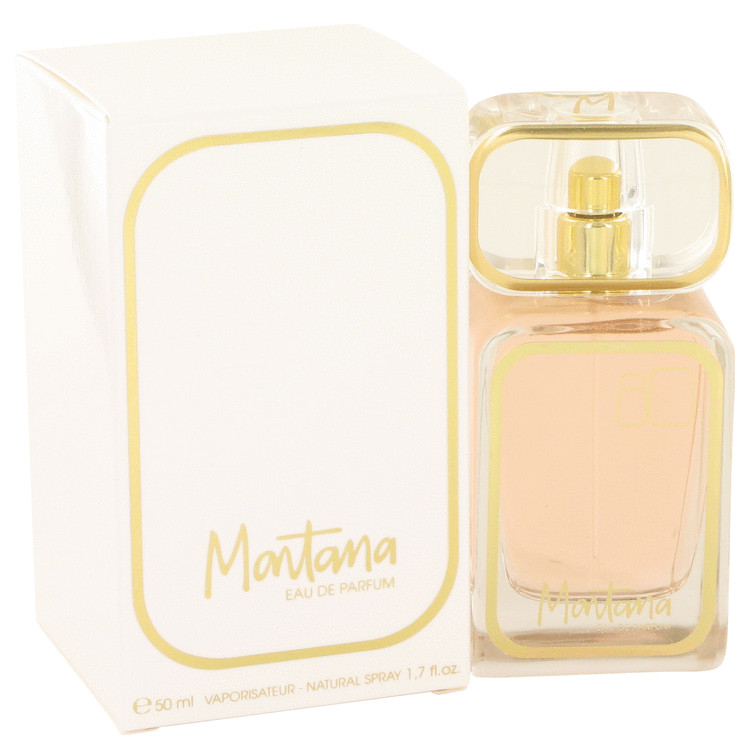 Montana 80's Perfume by Montana 50 ml Eau De Parfum Spray for Women