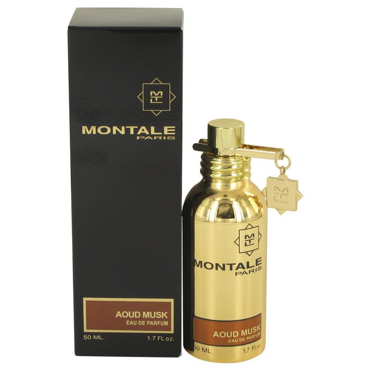 Montale Aoud Musk by Montale for Women Eau De Parfum Spray 1.7 oz