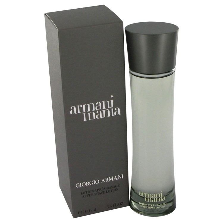 Mania After Shave by Giorgio Armani 3.4 oz After Shave for Men