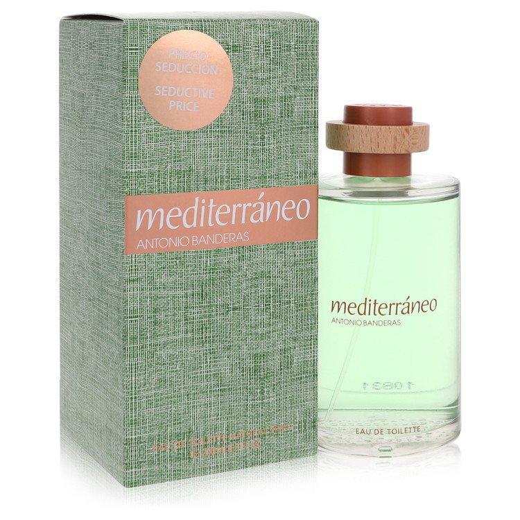 Mediterraneo Cologne by Antonio Banderas 200 ml EDT Spay for Men