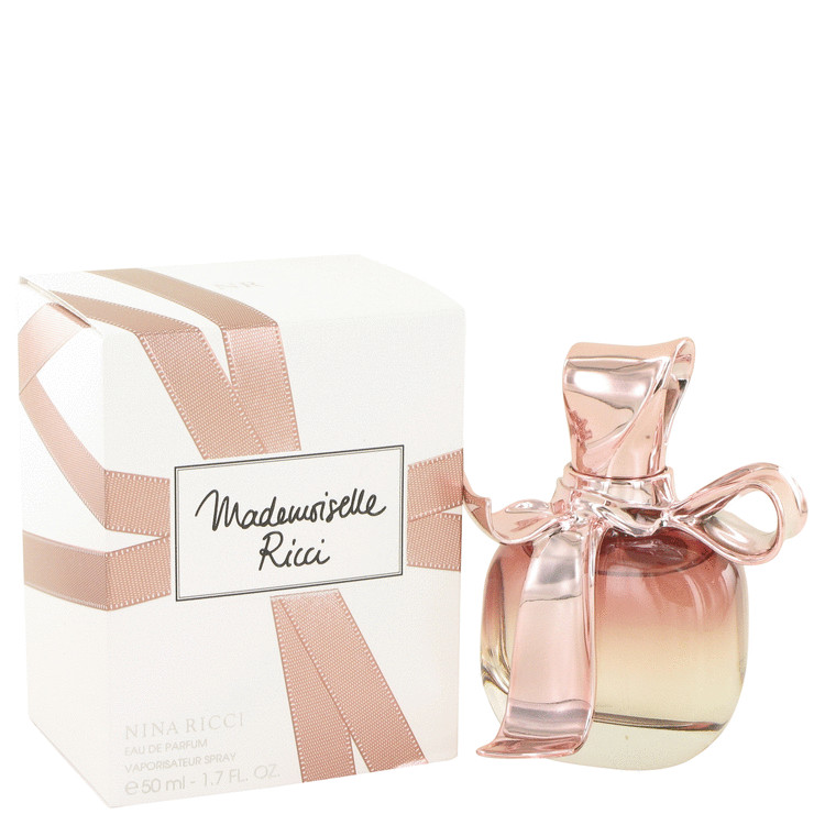 Mademoiselle Ricci Perfume by Nina Ricci 50 ml EDP Spay for Women