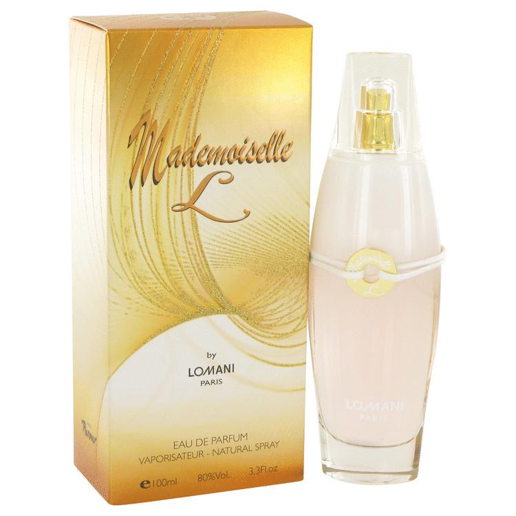 Mademoiselle Lomani Perfume by Lomani 100 ml EDP Spay for Women
