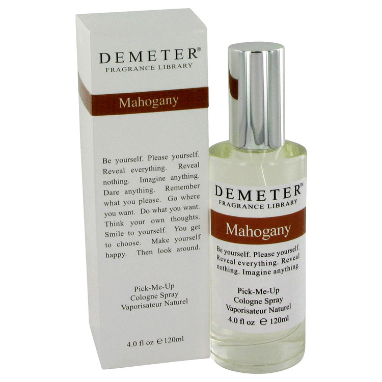 Demeter Perfume by Demeter 120 ml Mahogany Cologne Spray for Women
