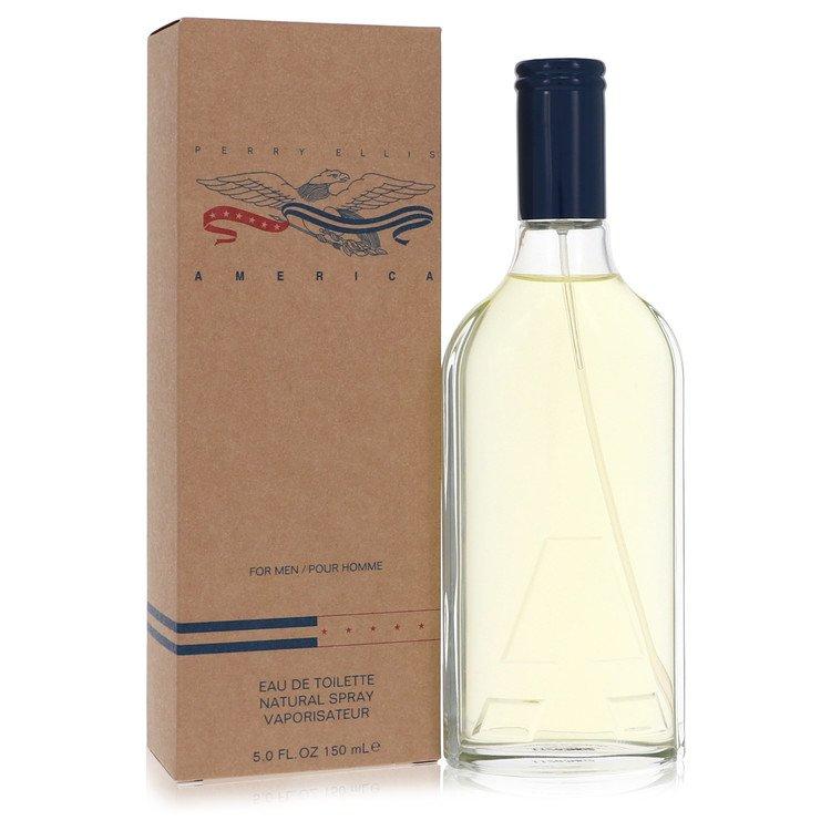AMERICA by Perry Ellis for Men Eau De Toilette Spray 5 oz