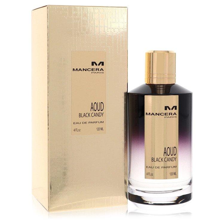 Mancera Aoud Black Candy Perfume 120 ml Eau De Parfum Spray (Unisex) for Women