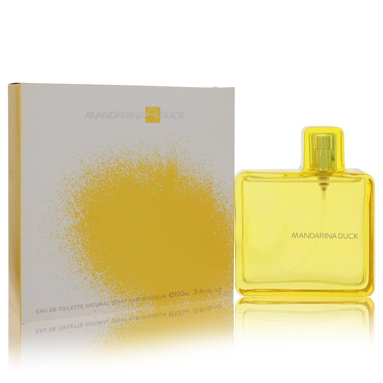 Mandarina Duck by Mandarina Duck for Women Eau De Toilette Spray 3.4 oz