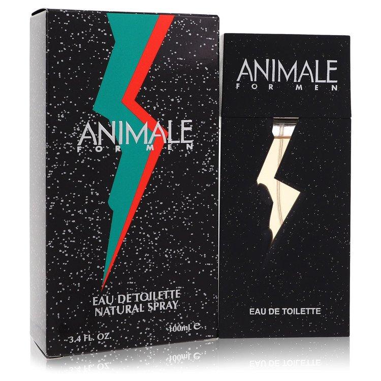 ANIMALE by Animale for Men Eau De Toilette Spray 3.4 oz