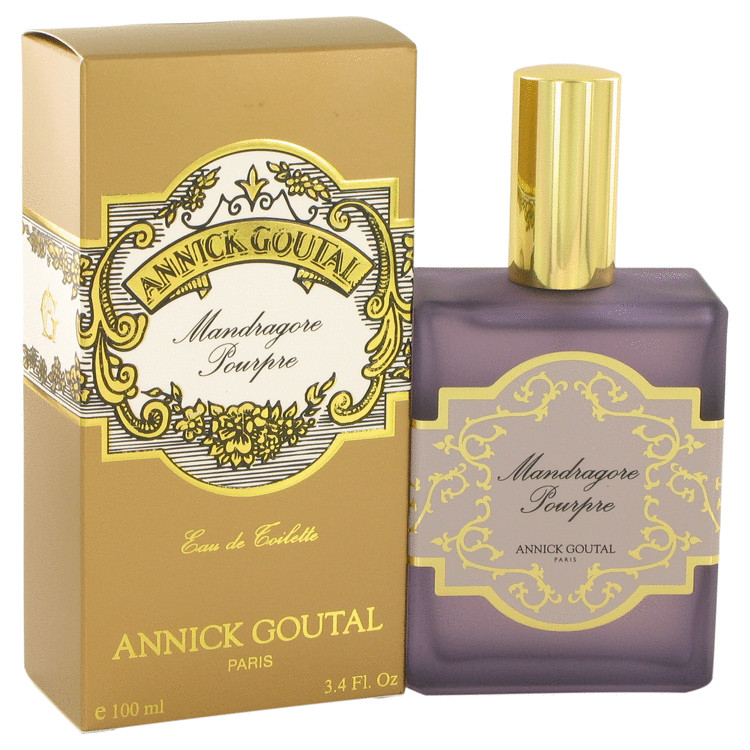 Mandragore Pourpre Cologne by Annick Goutal 100 ml EDT Spay for Men