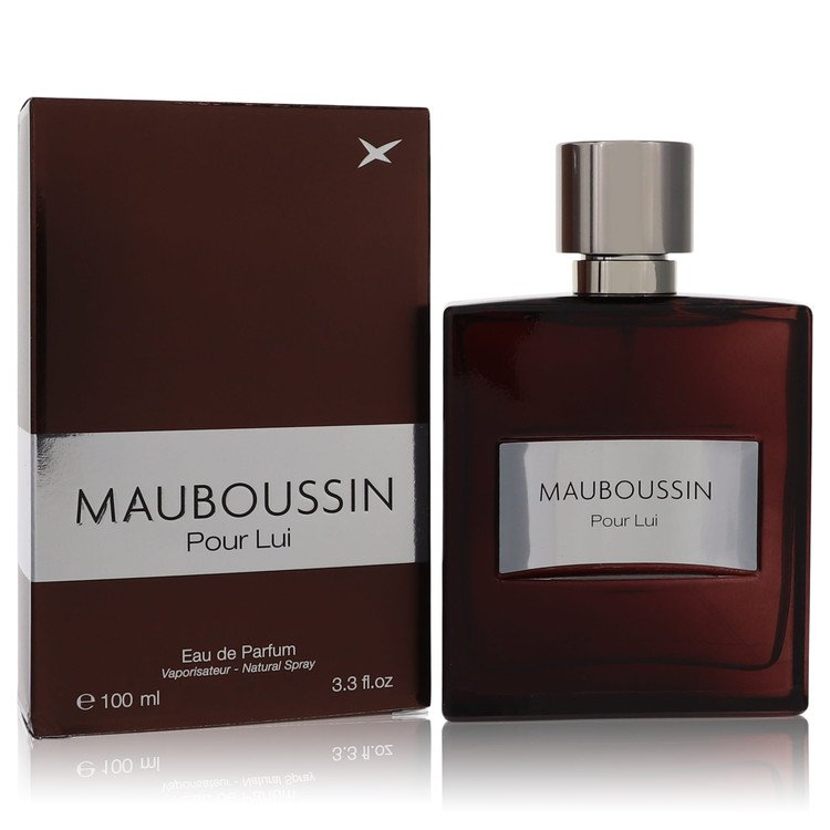 Mauboussin Pour Lui Cologne by Mauboussin 100 ml EDP Spay for Men