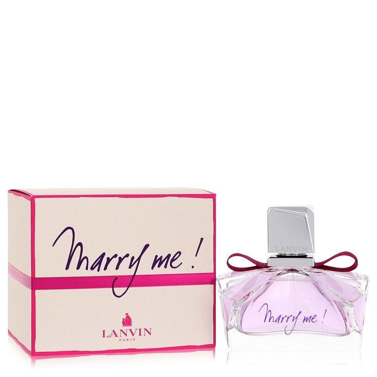 Marry Me Perfume by Lanvin 50 ml Eau De Parfum Spray for Women