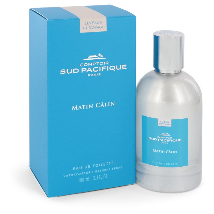 Comptoir Sud Pacifique Matin Calin Perfume 100 ml EDT Spay for Women