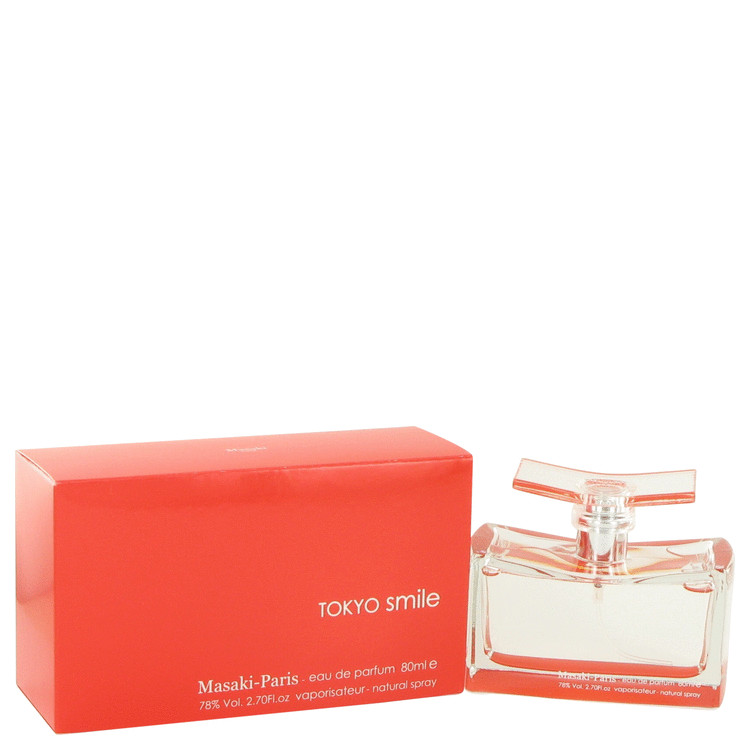 Mat Tokyo Smile Perfume by Masaki Matsushima 80 ml EDP Spay for Women
