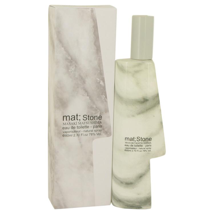 Mat Stone Cologne by Masaki Matsushima 80 ml EDT Spay for Men
