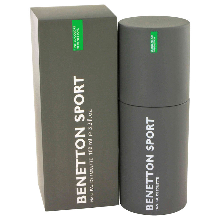 Benetton Sport Cologne by Benetton 3.3 oz EDT Spay for Men