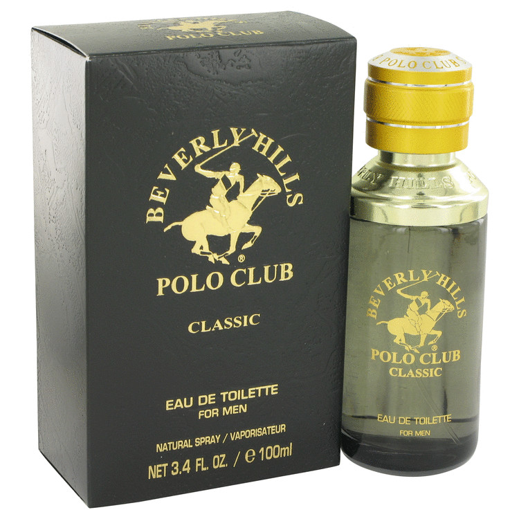 Beverly Hills Polo Club Cologne 100 ml EDT Spay for Men