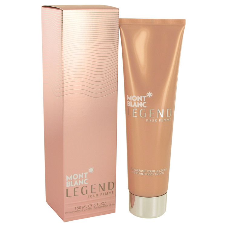 MontBlanc Legend by Mont Blanc for Women Body Lotion 5 oz
