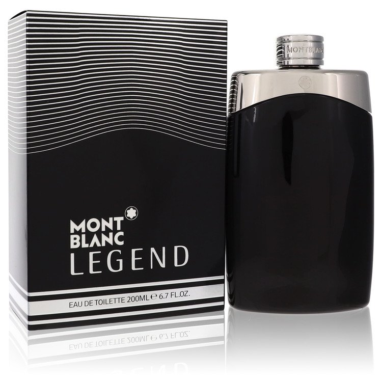 Montblanc Legend Cologne by Mont Blanc 200 ml EDT Spay for Men