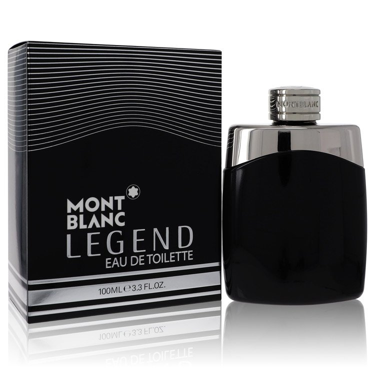 MontBlanc Legend by Mont Blanc for Men Eau De Toilette Spray 3.4 oz