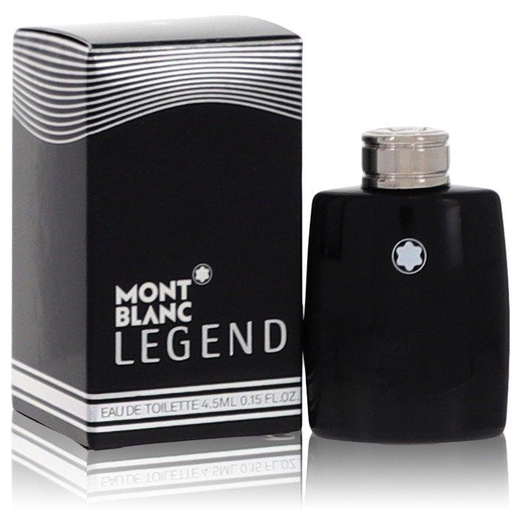 Montblanc Legend Mini by Mont Blanc .15 oz Mini EDT for Men