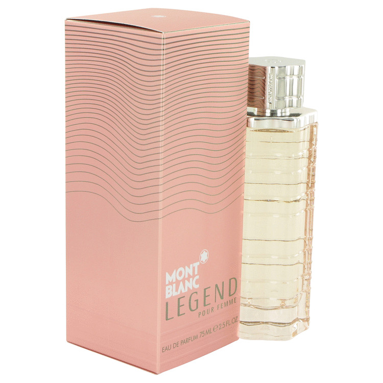 Montblanc Legend Perfume by Mont Blanc 75 ml EDP Spay for Women