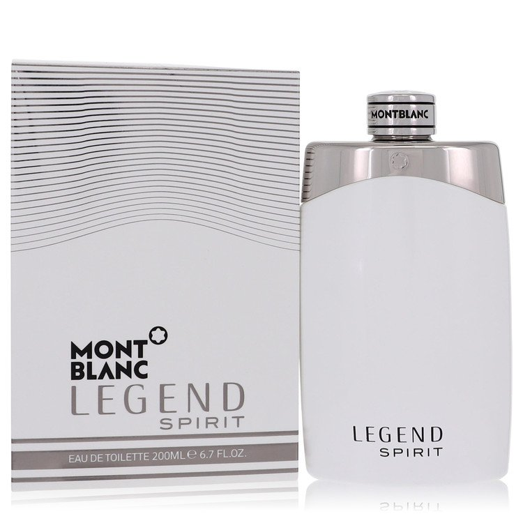 Montblanc Legend Spirit Cologne by Mont Blanc 200 ml EDT Spay for Men