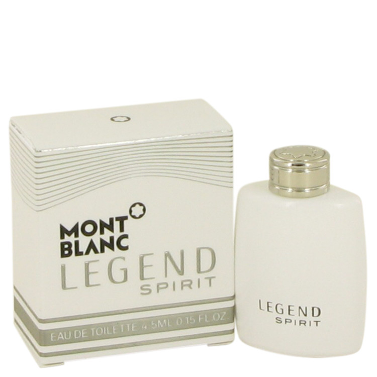 Montblanc Legend Spirit by Mont Blanc for Men Mini EDT .15 oz