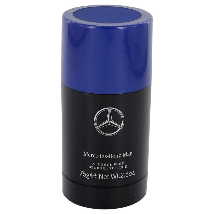 Mercedes Benz Man by Mercedes Benz for Men Deodorant Stick (Alcohol Free) 2.6 oz