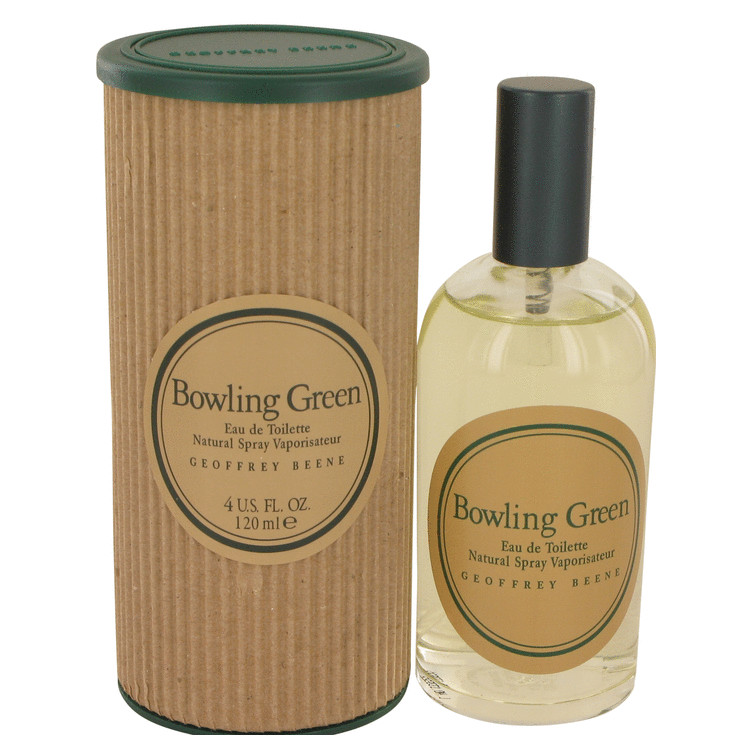 Bowling Green Cologne by Geoffrey Beene 120 ml EDT Spay for Men