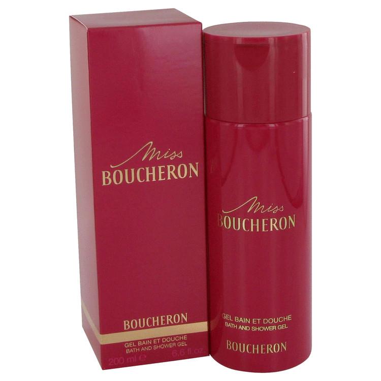 Miss Boucheron Shower Gel by Boucheron 6.8 oz Shower Gel for Women