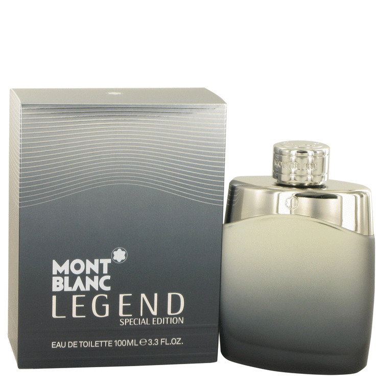 Montblanc Legend Cologne 100 ml Eau De Toilette Spray (Special Edition) for Men