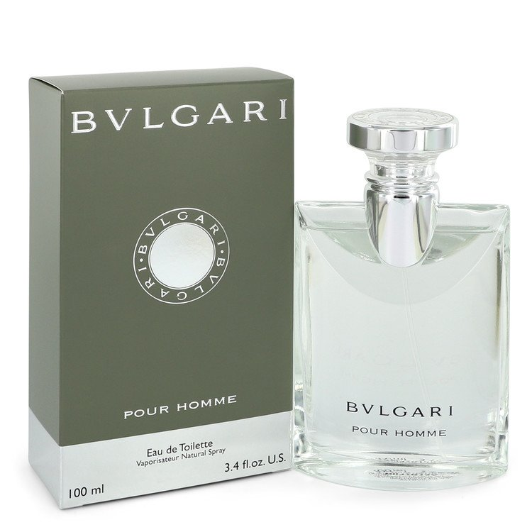 BVLGARI (Bulgari) by Bvlgari for Men Eau De Toilette Spray 3.4 oz