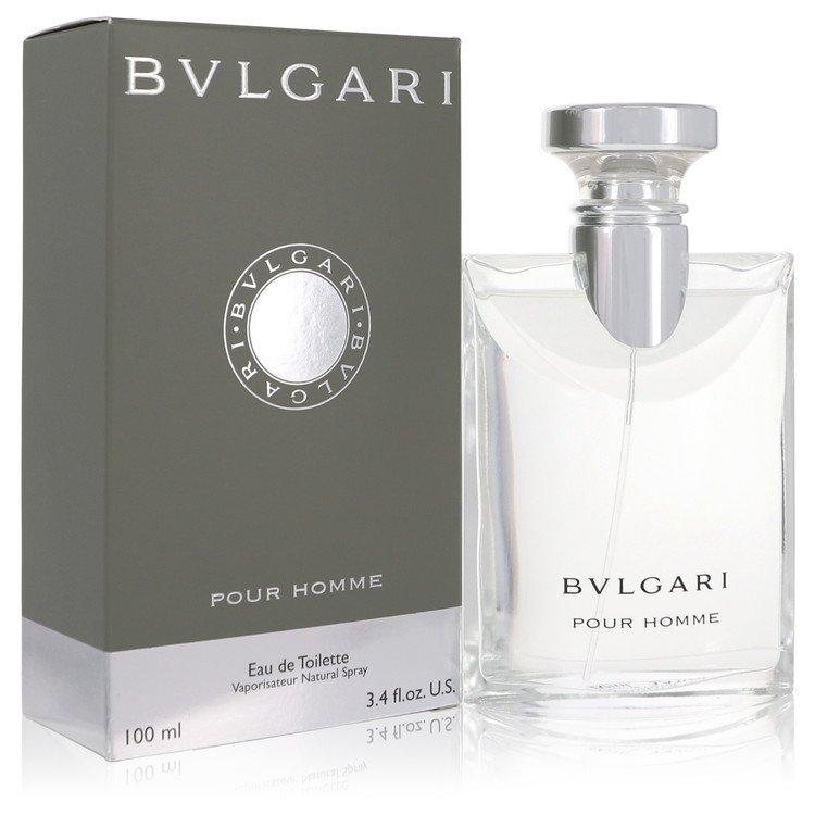 Bvlgari Cologne by Bvlgari 100 ml Eau De Toilette Spray for Men