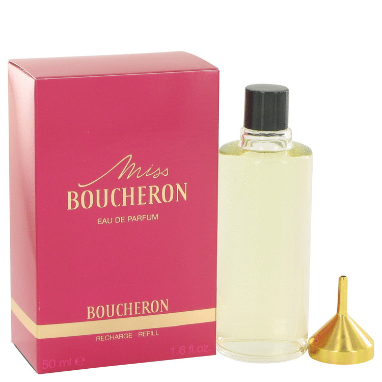 Miss Boucheron Perfume 50 ml Eau De Parfum Spray Refill for Women