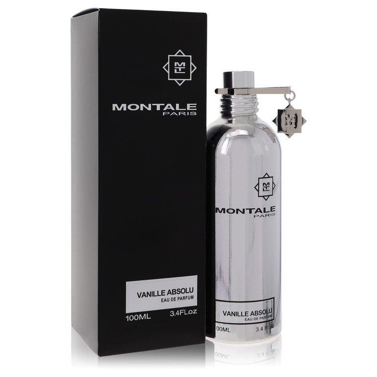 Montale Vanille Absolu by Montale Women's Eau De Parfum Spray (Unisex) 3.4 oz