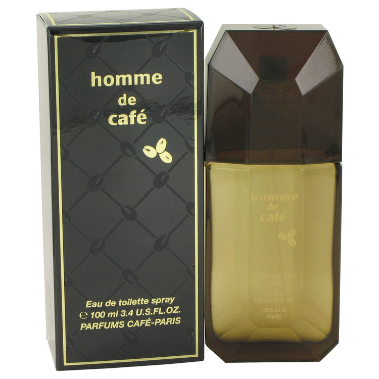 Café by Cofinluxe Eau De Toilette Spray 3.4 oz