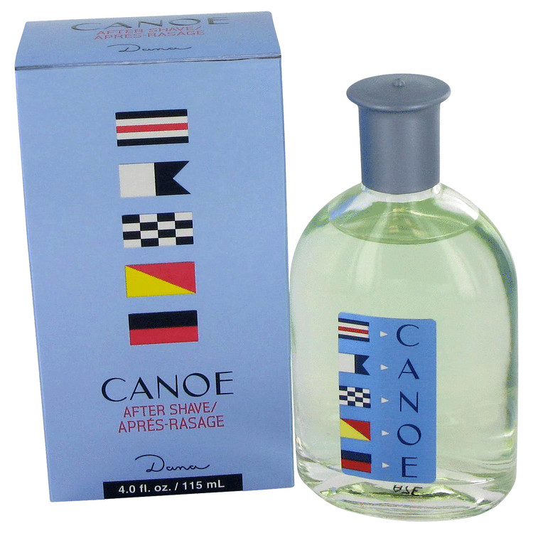 CANOE by Dana for Men After Shave 4 oz