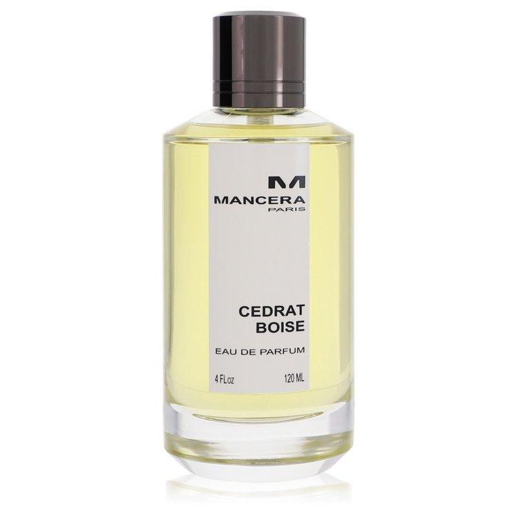 Mancera Cedrat Boise by Mancera Women's Eau De Parfum Spray (Unisex-unboxed) 4 oz