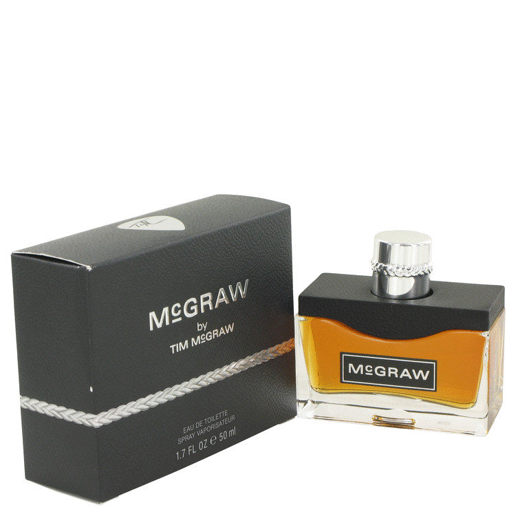 Mcgraw Cologne by Tim Mcgraw 50 ml Eau De Toilette Spray for Men