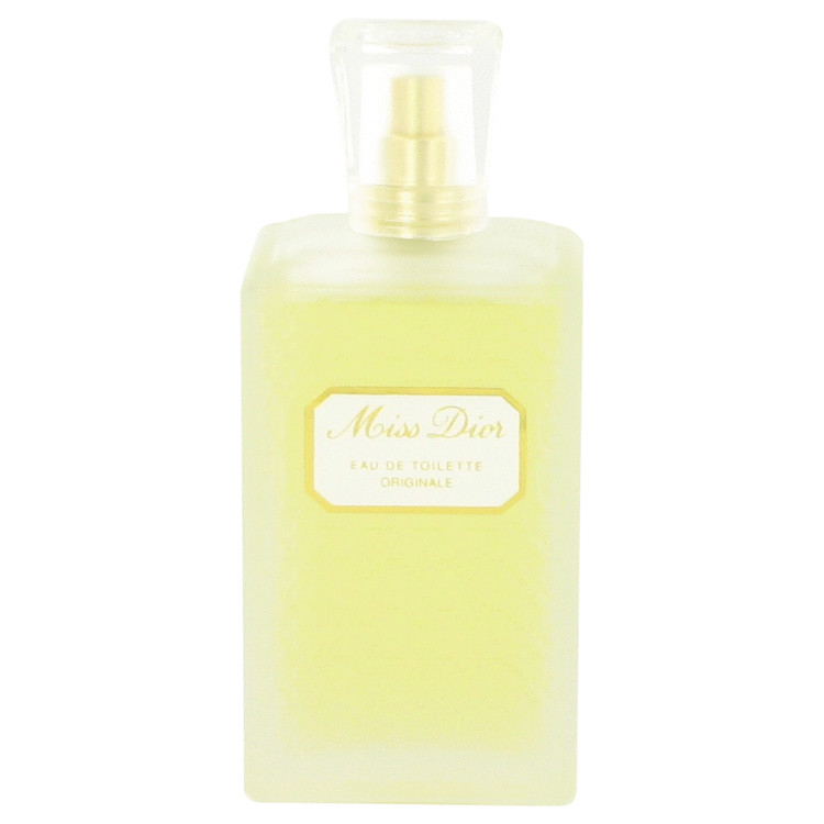 Miss Dior Originale Perfume 3.4 oz EDT Spray (unboxed) for Women