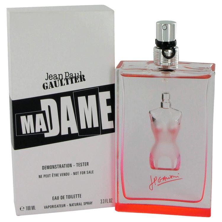Madame Perfume 100 ml EDT Spray(Tester) for Women