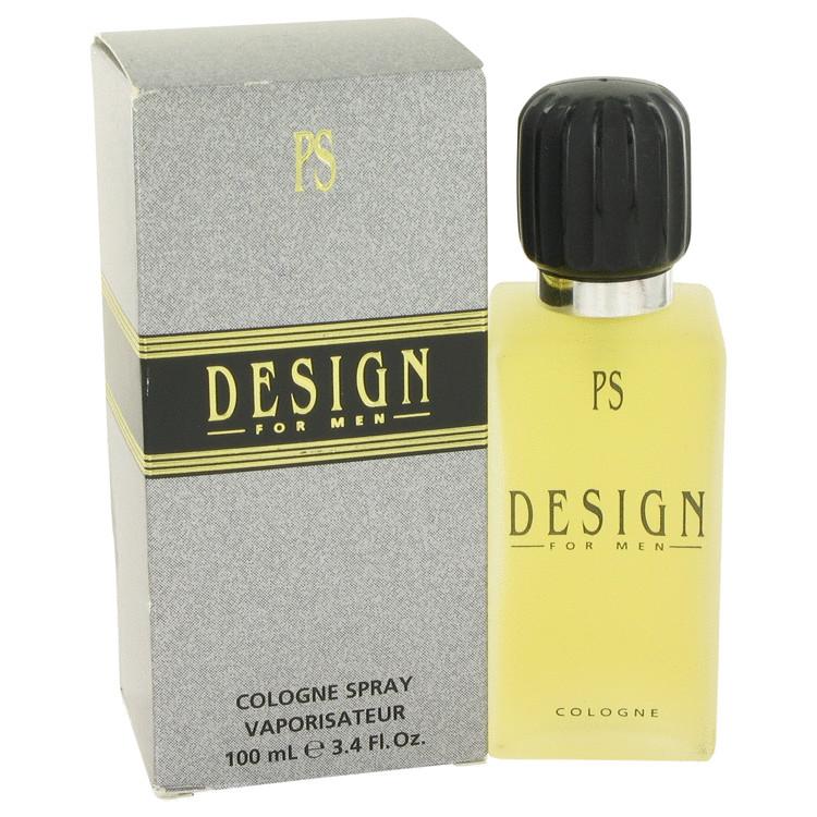 Design Cologne by Paul Sebastian 3.4 oz Cologne Spray for Men