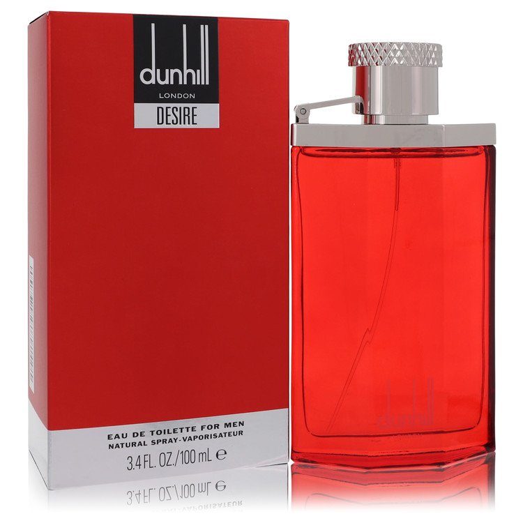 Desire Cologne by Alfred Dunhill 100 ml Eau De Toilette Spray for Men